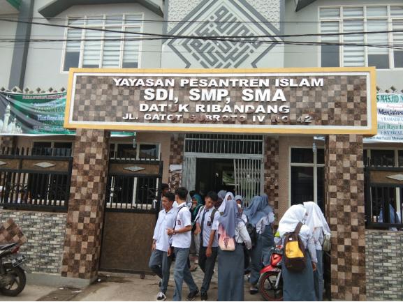 Yayasan Pendidikan Islam Datuk Ribandang Makassar